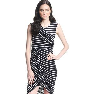 Bailey44 XS sexy striped dress! NEW W/O TAGS